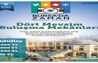 Bursa'da 'güz' ödüllendirilecek