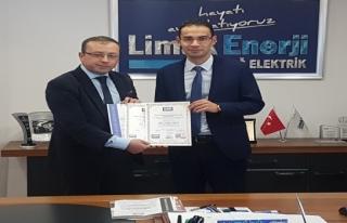 Limak Uludağ Elektrik 'Yeni Nesil ISO 9001:2015'i...