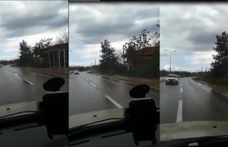 Bursa'nın trafik canavarları hayatları hiçe saydı