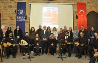 İncirli'de 'hazan' türküleri