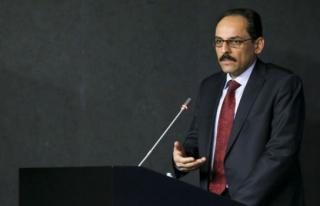 AK Parti sözcüsü Kalın Kumpas davasına 'Skandal...