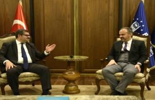 Bursa, Azerbaycan'ı ağırladı