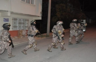 Bursa'da El-Nusra'ya Operasyon