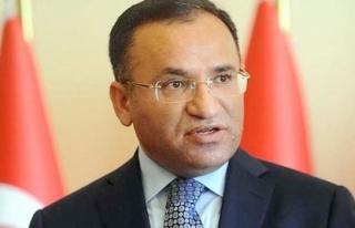 Bozdağ' dan Anayasa Mahkemesi'yle ilgili sert açıklama