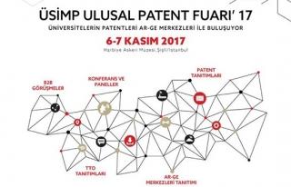 Üniversite patentleri sanayiciyle buluşacak