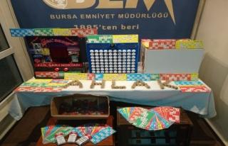 Bursa'da Ahlak Büro, kumara geçit vermiyor