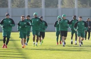 Bursaspor'da kamp bitti, Bilal Kısa'nın sözleşmesi...
