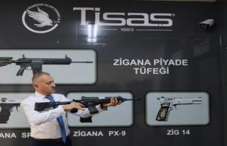 Zigana Milli Piyade Tüfeği seri üretime geçiyor