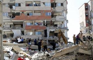 Orta Doğu'da 7,3'lük deprem