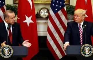 Cumhurbaşkanı Erdoğan ve Trump görüşmesi gerçekleşti
