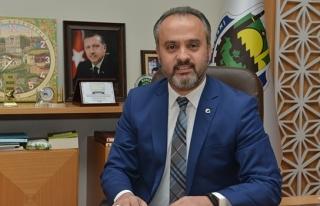 Yeni başkan Alinur Aktaş