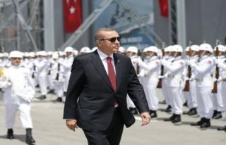 Cumhurbaşkanı Erdoğan'ın dünya turu listesi belli...