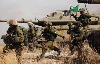 İsrail'den tarım arazisine işgal