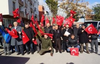 Bursa'da Afrin için gönüllü askerlik kuyruğu...