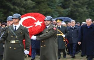 Anıtkabir'de Cumhuriyet