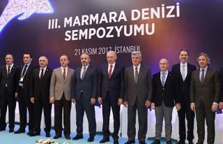 Başkanlar Marmara  Denizi için toplandı