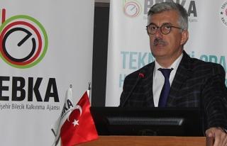 BEBKA'da teknoloji firmalarına destek