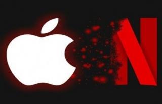 Apple gözünü Netflix'e dikti