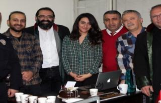 Cumhuriyet Savcısı Çalışan Gazeteciler Günü'nü...