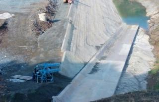 Büyükkumla barajı ekonomiye can katacak