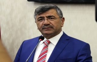 Başkan akdoğan istifa etti