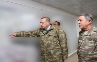 Cumhurbaşkanı Erdoğan Hatay'dan seslendi, 'Harekat...