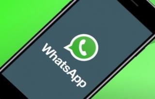 WhatsApp'a yepyeni özellik geldi