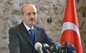 """Kurtulmuş: """"Türkiye ikinci Sykes-Picot'u parçalamış, kenara atmıştır"""""""