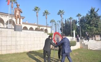 Öğretmenler Günü Mersin'de törenle kutlandı