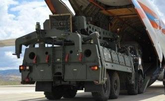 S-400 teslimatında ilk bölüm tamamlandı