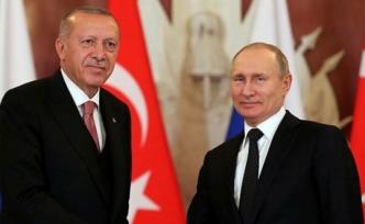 Başkan Erdoğan ve Putin Suriye için bir arada