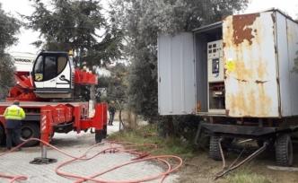 Marmara Adası'ndaki elektrik kesintisine geçici çözüm