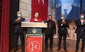 MHP Mardin 1'inci Olağan İl Kongresi gerçekleşti