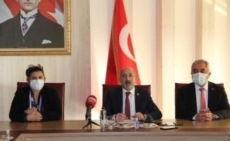 CHP Genel Başkan Yardımcısı Öztunç, Başkan Çerçioğlu ile görüştü