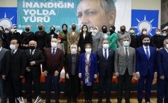 AK Parti Muş Kadın Kolları Başkanlığının 6. Olağan Kongresi yapıldı