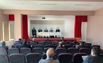 Bilecik'te İlçe Milli Eğitim Müdürleri İstişare Toplantısı yapıldı