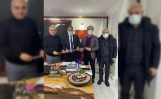 Devrek Belediye Başkanı Bozkurt'tan arama kurtarma projesine destek