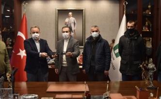Mermerciler Başkan Ataç'a güveniyor