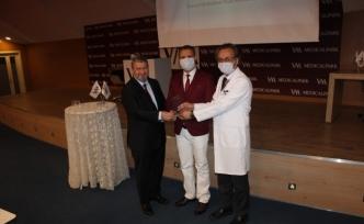 VM Medical Park Bursa'da bayrak değişimi