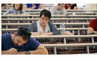Açıköğretim'de ara sınav heyecanı