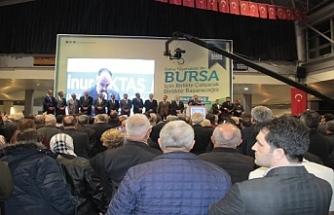 Başkan Aktaş binlerce Bursalı ile bir araya geldi