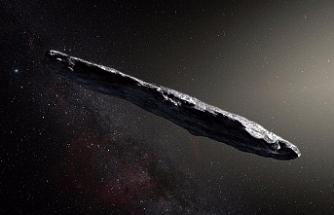 Bilim insanlarının uzayda aradığı cisim