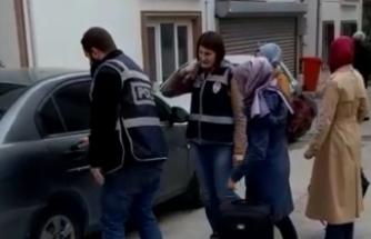 Bursa'da gaybubet evi operasyonu: Çok sayıda gözaltı