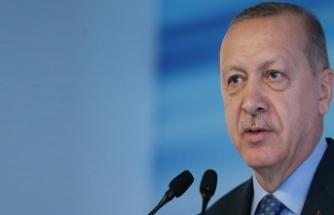 Erdoğan'dan, Türkiye Ermenileri Patrik Genel Vekili Ateşyan'a mektup