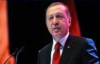 """Erdoğan: """"Olay tüm boyutlarıyla soruşturulmaktadır'"""