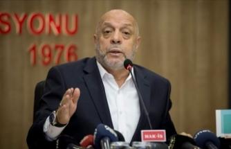 Hak-İş Genel Başkanı Arslan: Mevcut hakları koruyan yeni bir modeli tartışmaya hazırız