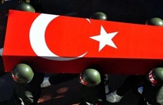İzmir'den acı haber: 1 şehit, 1 yaralı