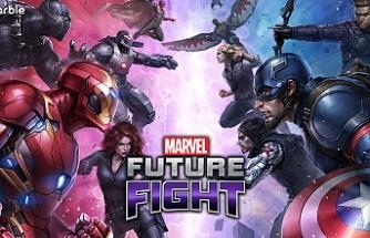MARVEL Future Fight'a yeni kahramanlar katıldı