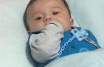 Minik bebeğin yürek burkan ölümü