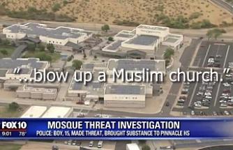 """""""Müslüman bir kiliseyi havaya uçurmak istiyorum"""""""